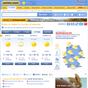 Wetter in St. Julien